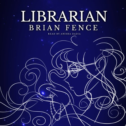Librarian audiobook cover art
