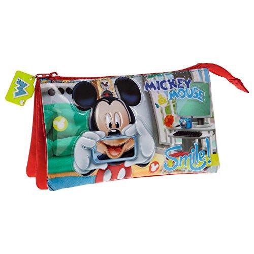 Disney Mickey Smile Vanity, 22 cm, Bleu