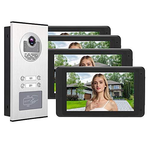 CDSL Timbre Video 7 En Visual Doorbell Video Wireless Doorbell Screen Screen Monitor Vision 100-240V