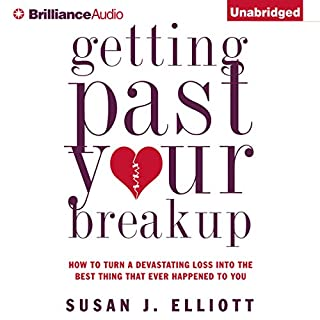 Getting Past Your Breakup audiobook cover art