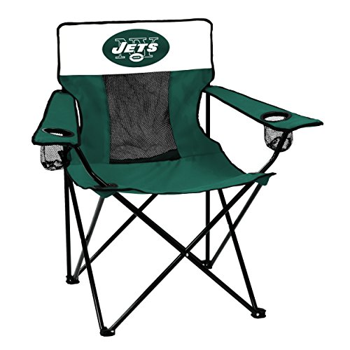 New York Jets NFL Deluxe Folding Arm Chair