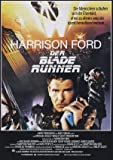 Import Posters Blade Runner – Harrison Ford – German