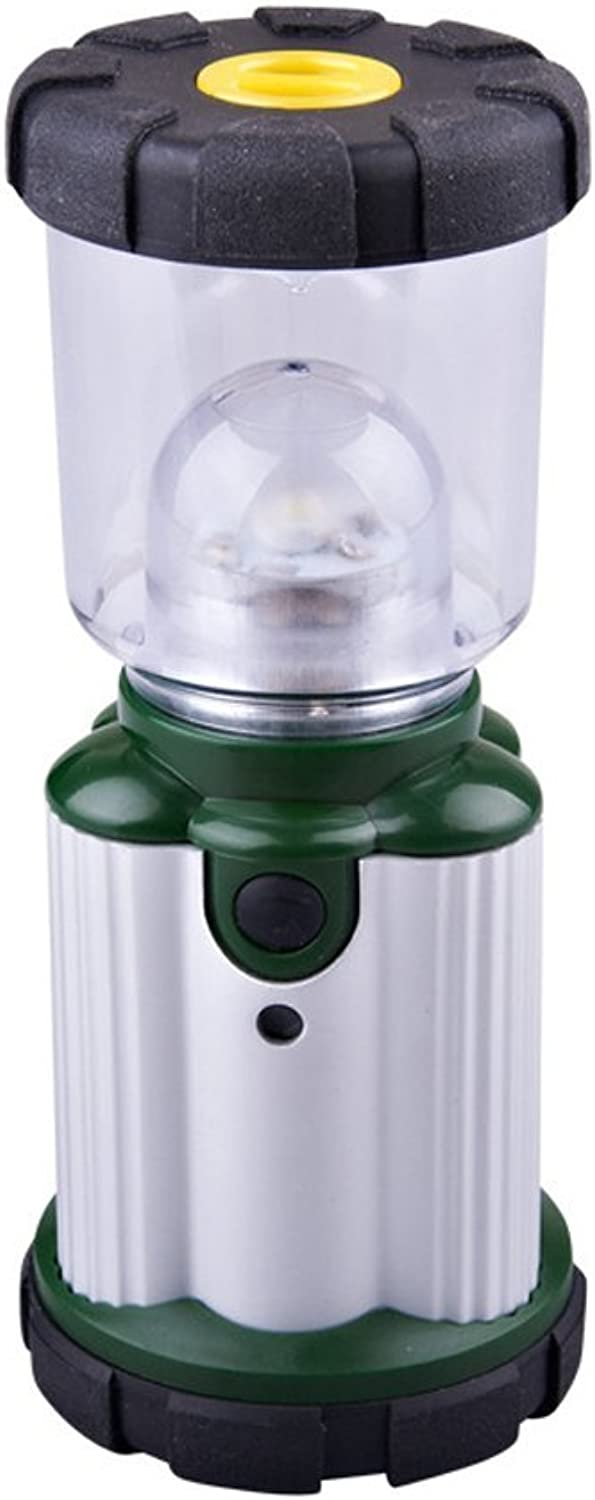 3W HighPower Camping Light, Waterproof Camping Light, Super Bright Searchlight Spotlight, Outdoor Powerful Flashlight (This Product Does Not Contain Battery)