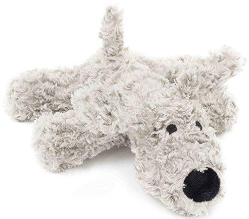 leo.toys Hundespielzeug Hund Bootsmann, Plüschspielzeug mit Quietscher