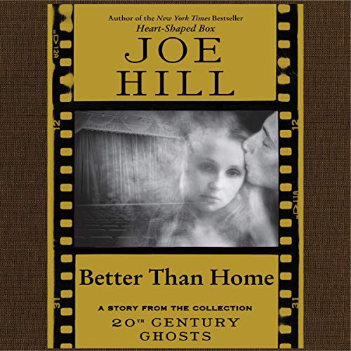 Better Than Home audiobook cover art