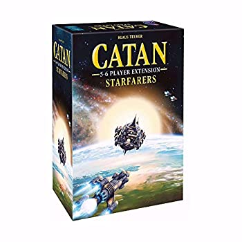 CATAN Starfarers Board Game Extension Allowing a Total of 5 to 6 Players for The CATAN Starfarers Board Game 2nd Ed.  Board Game for Adults and Family   Adventure Board Game   Made by Catan Studio