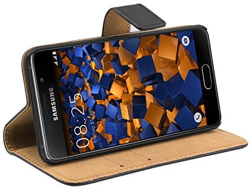 mumbi Tasche im Bookstyle für Samsung Galaxy A3 (2016) (Nicht für das Galaxy A3 - A300F von 2015)