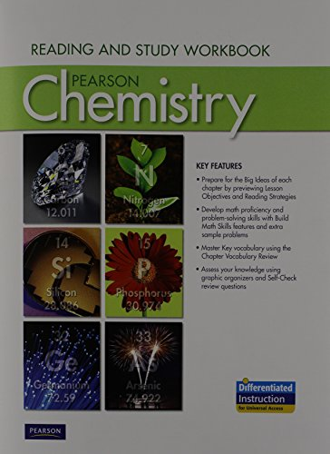 CHEMISTRY 2012 GUIDED READING AND STUDY WORKBOOK GRADE 11