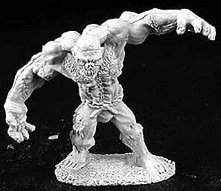 Reaper Miniatures Flesh Golem #02865 Dark Heaven Legends Unpainted Metal Figure