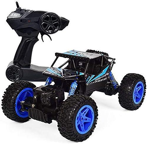 LIUQIAN Fernbedienung Auto Bigfoot Kinderspielzeug elektrische kabellose Ladestation 4 x 4 Drift Klettern SUV-Modell 10.6  in 6,7  5.1