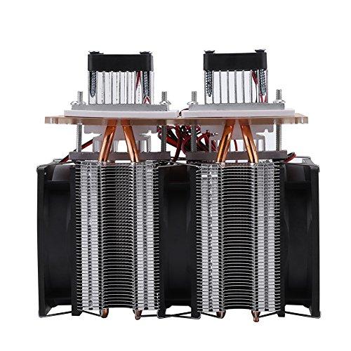 Refrigeración de semiconductores, Refrigeración de refrigeración Peltier Refrigeración de Refrigeración Hecho de Plástico Aislamiento Térmico