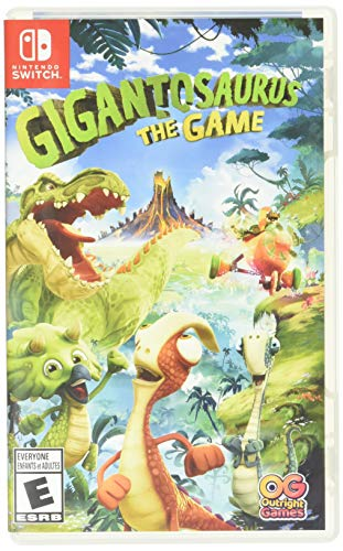 Gigantosaurus The Game for Nintendo Switch - Nintendo Switch
