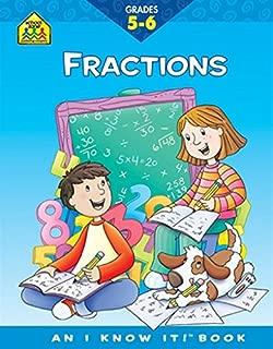 Fractions Grades 5-6