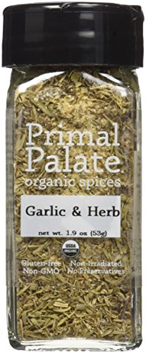 Garlic and herb seasoning