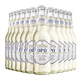 OPO Vino Blanco Limon y Jengibre - Pack 12 botellas x 33cl