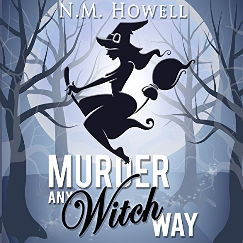Murder Any Witch Way audiobook cover art