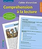 Compréhension à la lecture CE2 - Cahier d'exercices