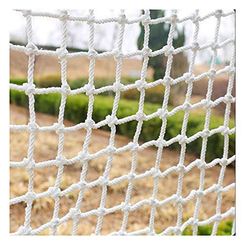 Outdoor Kinderschutznetz Kletternetz Heavy Duty - Indoor Kletternetz für Kinder - Outdoor Spielgeräte, Klettergerüste, Hindernisparcours,1 * 5m
