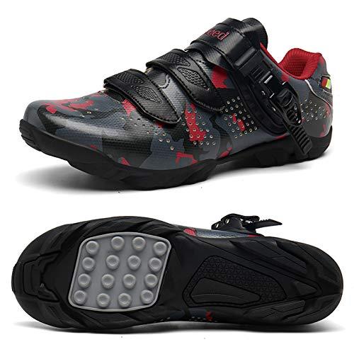 Zapatillas De Ciclismo para Hombres Y Mujeres, Zapatillas De Bicicleta Boost Transpirables Ultraligeras Y Resistentes Al Desgaste, Zapatillas Deportivas Asistidas con Tiras Reflectantes