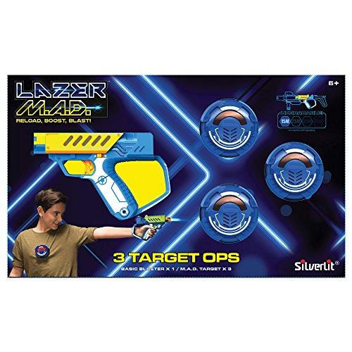 Rocco Giocattoli 86846- Lazer Mad - Training Kit