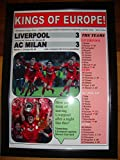 Liverpool – 3,AC Mailand – 3, Champions-League-Finale