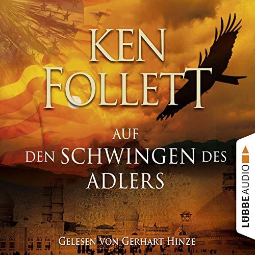 Auf den Schwingen des Adlers audiobook cover art