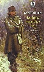 Les Frères Karamazov 1 de Fédor Dostoïevski