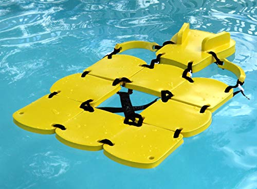 Affordable Sectional Raft - small