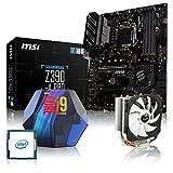 Memory PC Aufrüst-Kit Bundle i9-9900K 8X 3.6 GHz, MSI Z390-A Pro, 32GB DDR4 RAM, fertig montiert und getestet