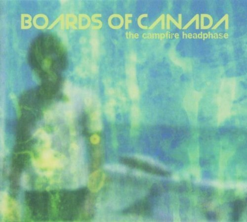 The Campfire Headphase by Boards of Canada (2005) Audio CD