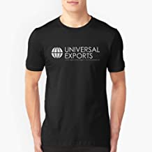 Universal Exports James Bond Slim Fit TShirtT shirt Hoodie for Men, Women Unisex Full Size.