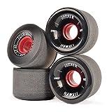 JUCKER HAWAII Longboard Rollen/Wheels STREETBALLS - Foam Balls...