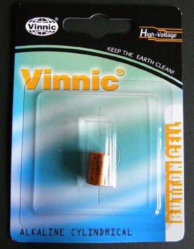 Vinnic 11a Alkaline-Batterie (L1016, 6 V, im Blister), 1 Stück
