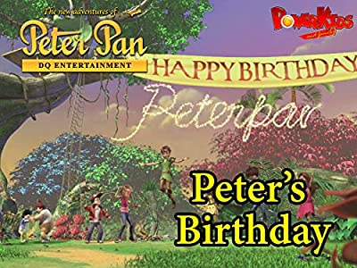 Peter's Birthday