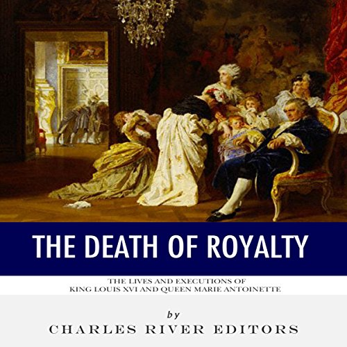 The Death of Royalty audiobook cover art