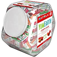 150-Count Yummy Earth Counter Top Assorted Lollipops