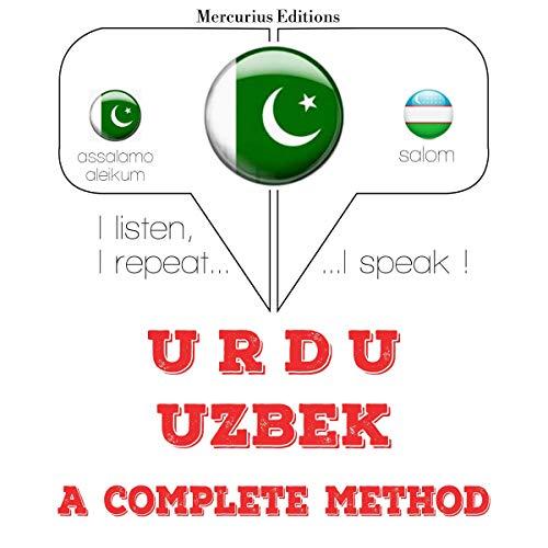 Urdu – Uzbek. A complete method cover art