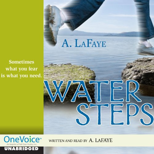 Water Steps audiobook cover art