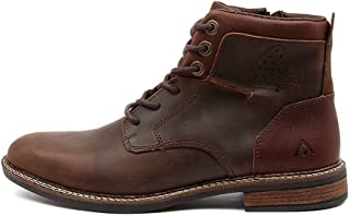 Colorado Gts Brown Leather Mens Lace Up Boots Mens Shoes