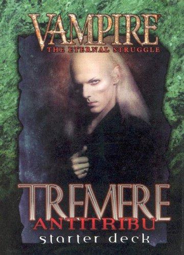 Tremere Antitribu Starter Deck (Vampire the Internal Struggle)