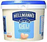 Hellmann's Deli Sandwich Sauce (mit Eiern aus Freilandhaltung) 1er Pack (1 x 5L)
