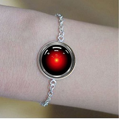 stahpk Hal 9000 Space pulseras Hal 9000 Space Jewelry Gift