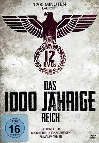 Das Dritte Reich - Dokumentation über den 2. Weltkrieg - 1200 Minuten Laufzeit [12 DVDs]