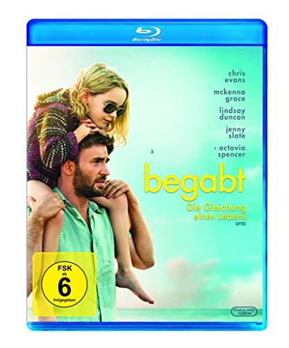 Begabt - Die Gleichung eines Lebens [Blu-ray]
