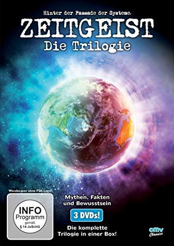 Zeitgeist - Die Trilogie [3 DVDs]