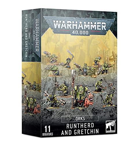 Games Workshop Warhammer 40,000 Ork Gretchins