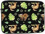 Bernice Winifred Funda para portátil de piel de tigre dorado compatible con estuche para ordenador portátil de moda de 10-17 pulgadas, 12 pulgadas