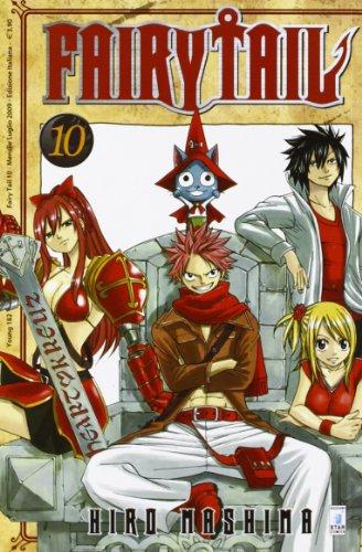 Fairy Tail (Vol. 10)