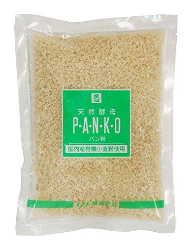 ムソー『国産有機小麦粉使用 天然酵母パン粉』