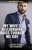 MM First Times: My Wife's Billionaire Boss Turned Me Gay (Our Little Gay Secrets)